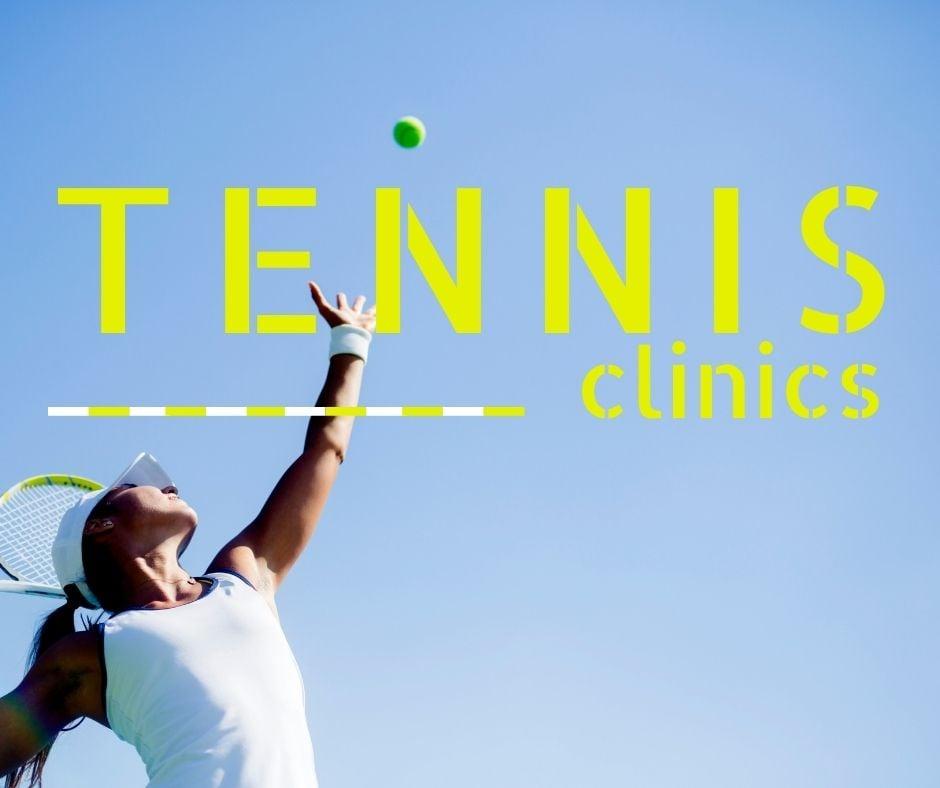 Tennis CLincis Gary