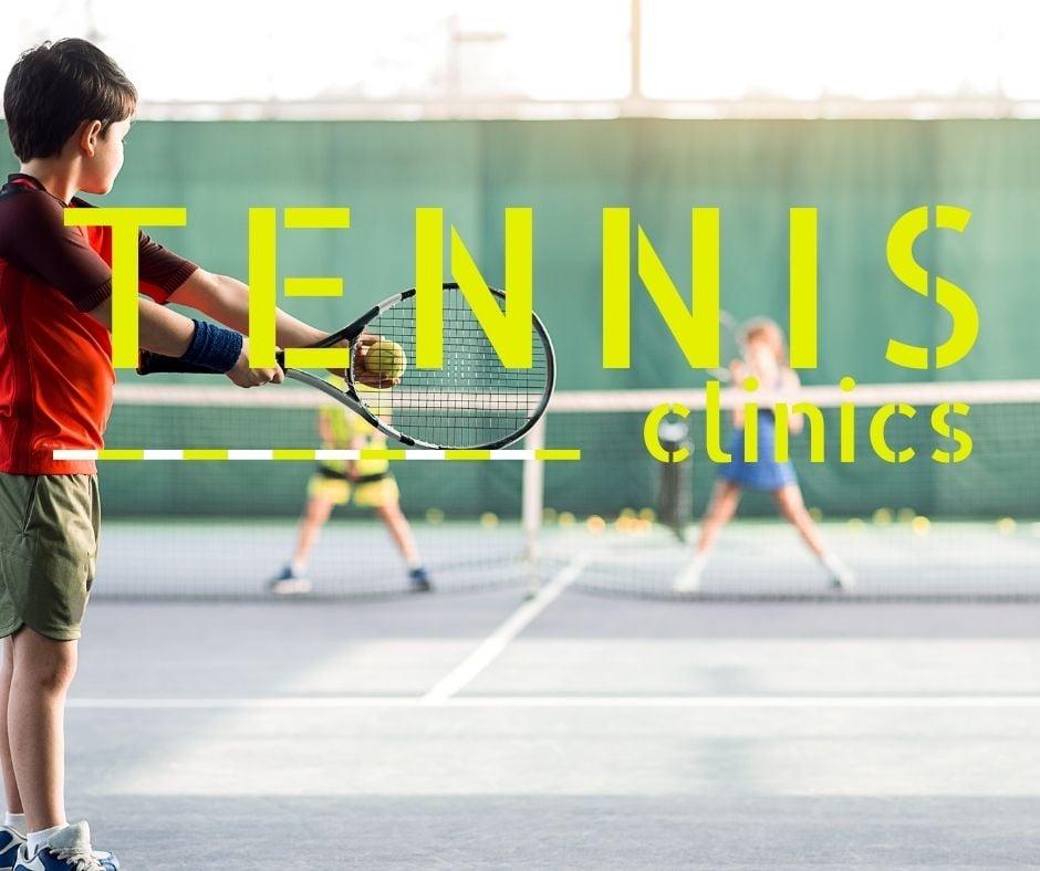 Tennis Clinic Gary 2